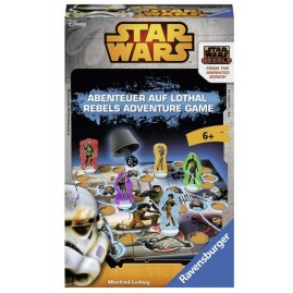 GRA PLANSZOWA STAR WARS REBELS ADVENTURE MIDI