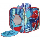 SPIDERMAN DUŻY NAMIOT Domek Spider Man PODŁOGA